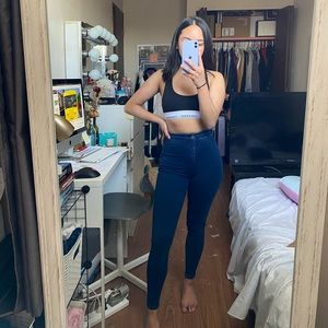 Levis Highwaisted Jeans